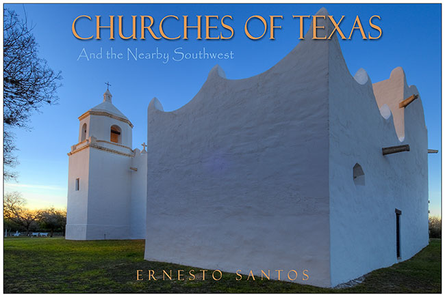 Churches of Texas Cover